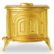 黄金デファイアント貯金箱