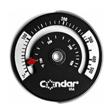 CONDAR温度計Stovepipe