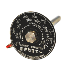 キャタリティック温度計