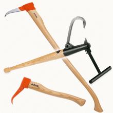 丸太の道具